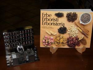 Libro Erbe Erboristi Erboristeria E.Bianchi