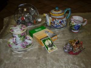 Teiere, tisaniere, filtri